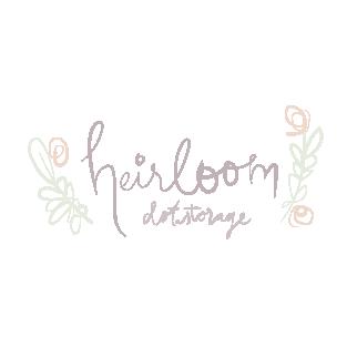 Heirloom.storage logo