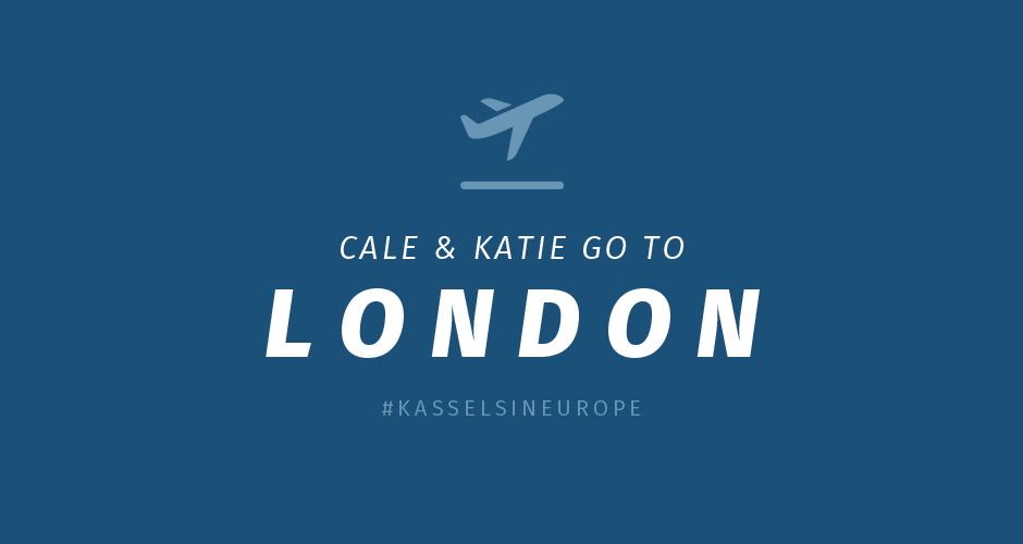 Kassels in Europe: London