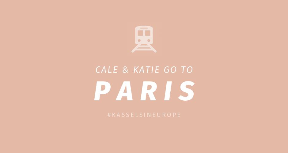 Kassels In Europe: Paris