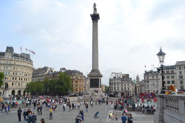 kassel-london-trafalgar-square