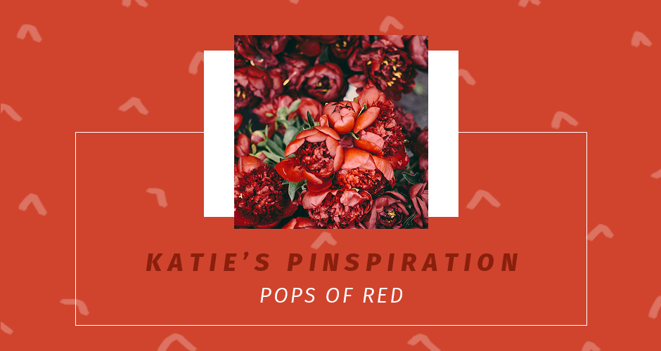 Pinspiration: Pops of Red