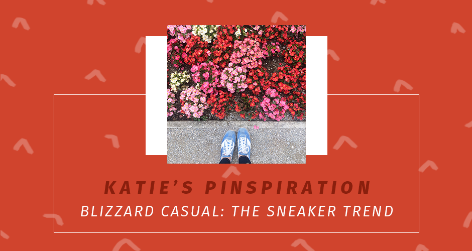 Blizzard Casual – Sneaker Trend