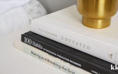 Books I Read in 2018, Pt 1
