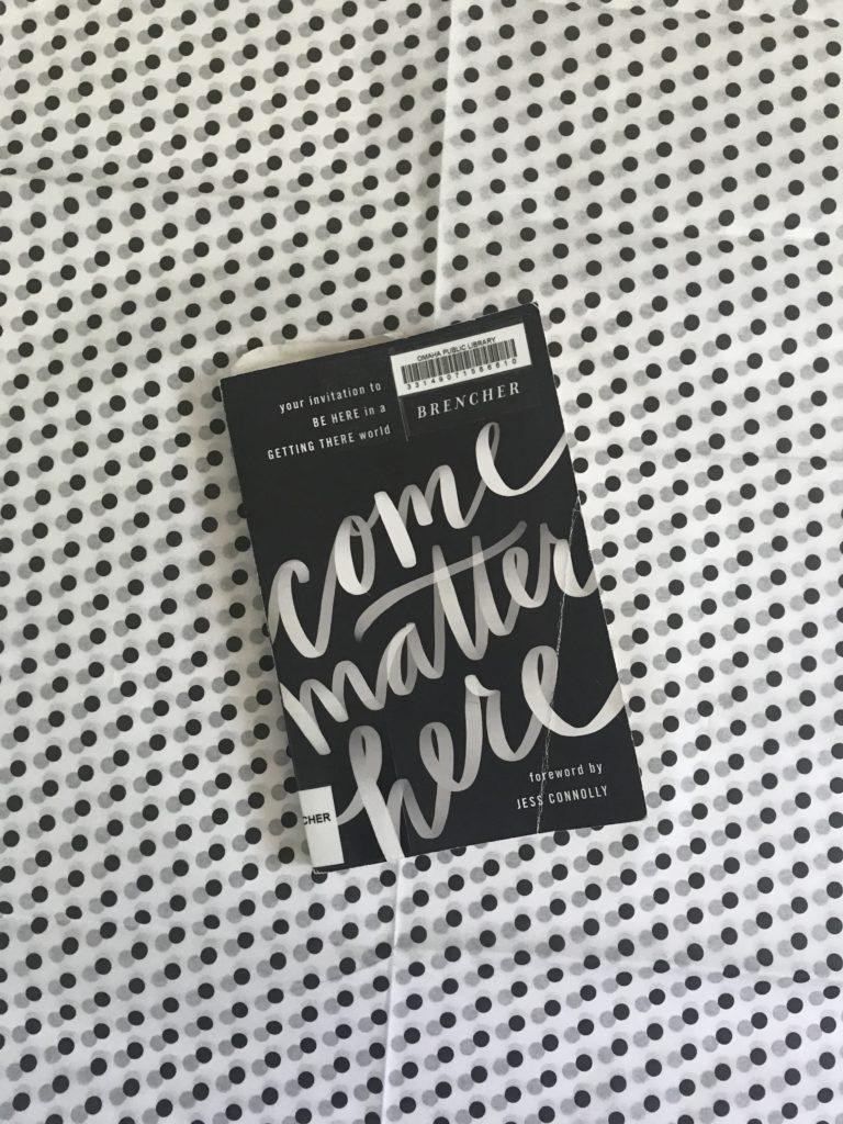 2018 Read: Come Matter Here | Katie Kassel, Graphic & Web Designer