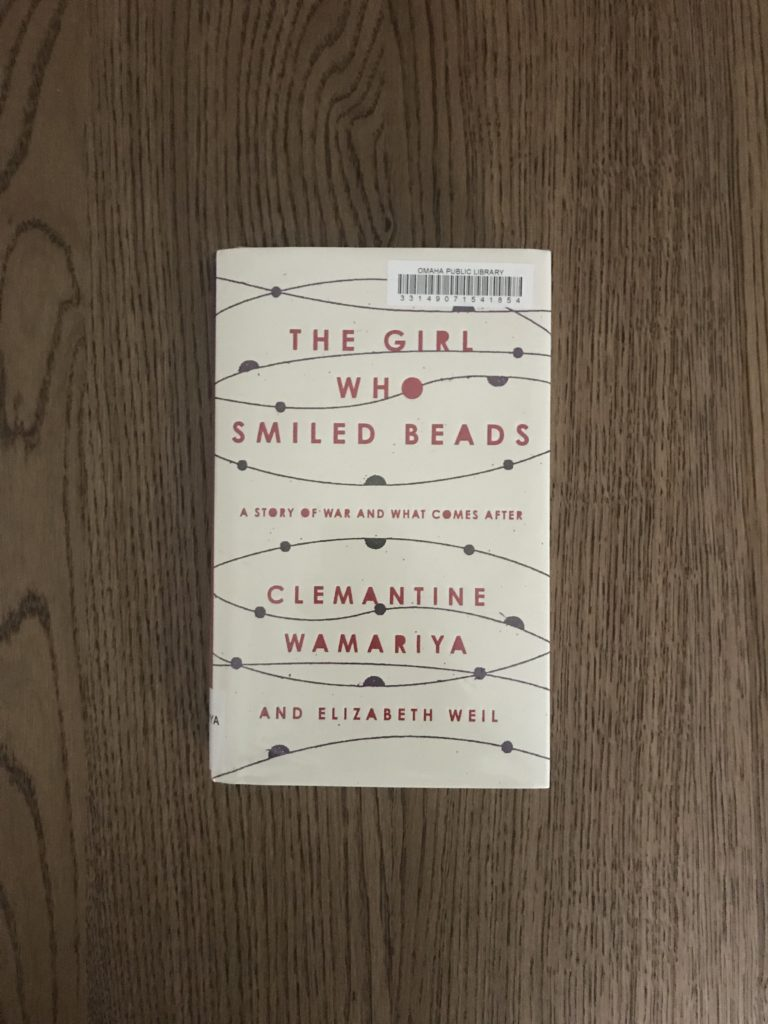 2018 Read: The Girl Who Smiled Beads | Katie Kassel, Graphic & Web Designer