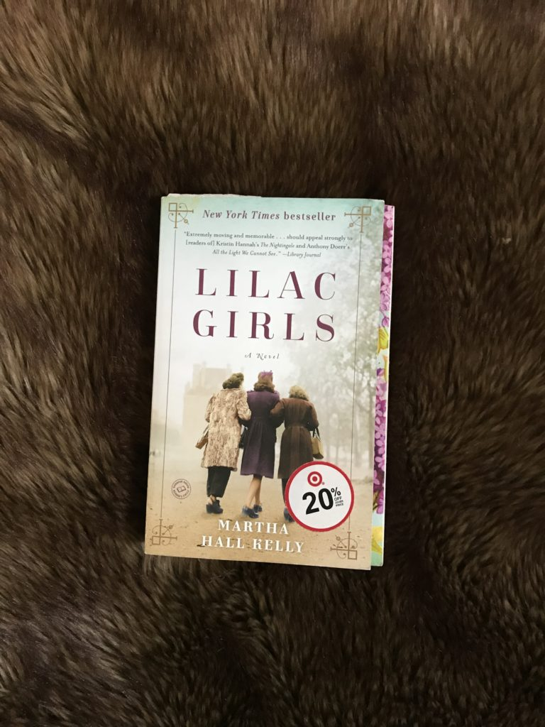 2018 Read: Lilac Girls | Katie Kassel, Graphic & Web Designer