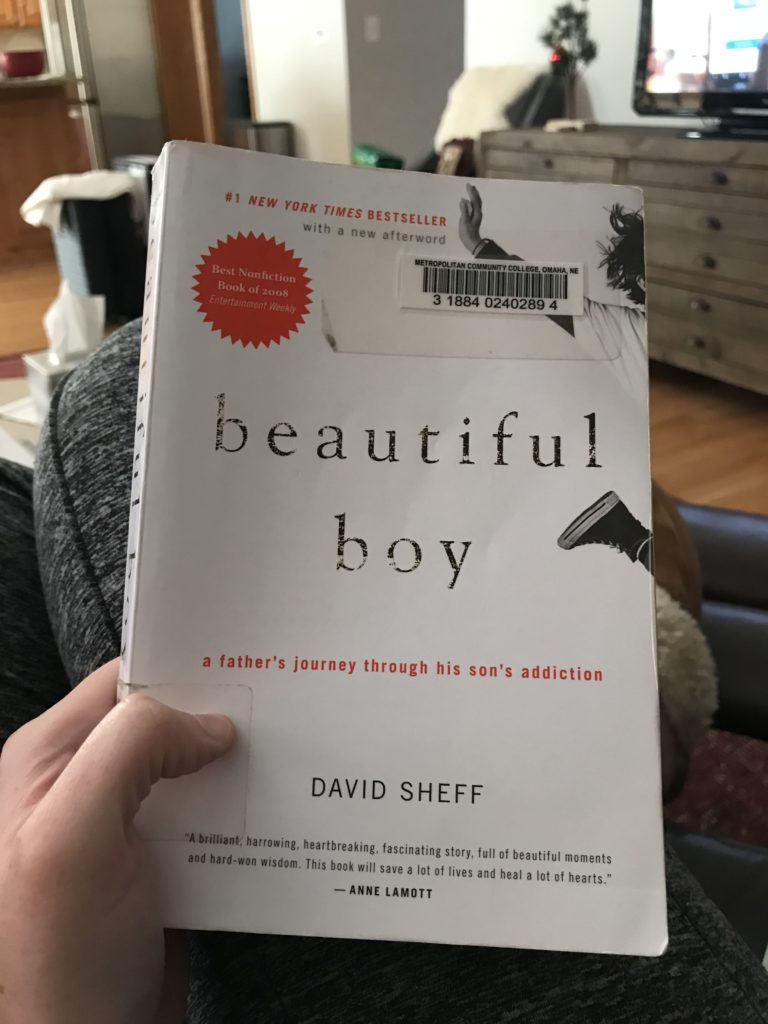 2018 Read: Beautiful Boy | Katie Kassel, Graphic & Web Designer