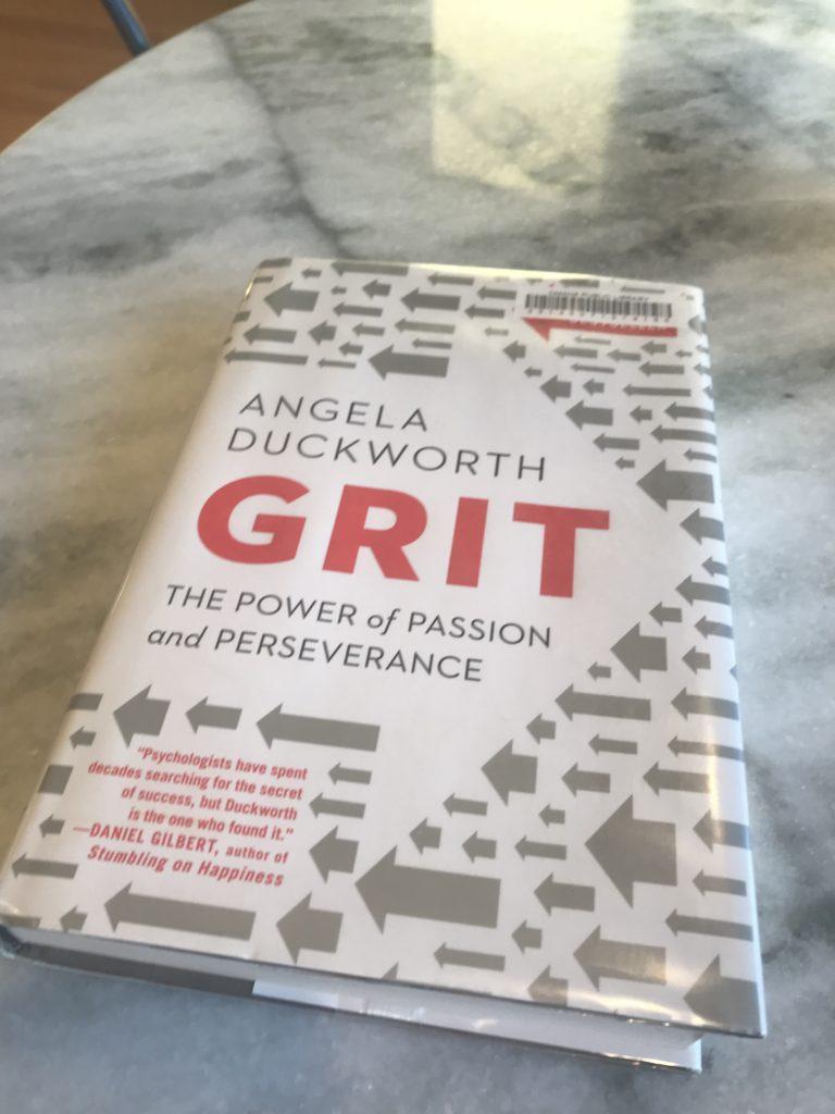 2018 Read: Grit | Katie Kassel, Graphic & Web Designer
