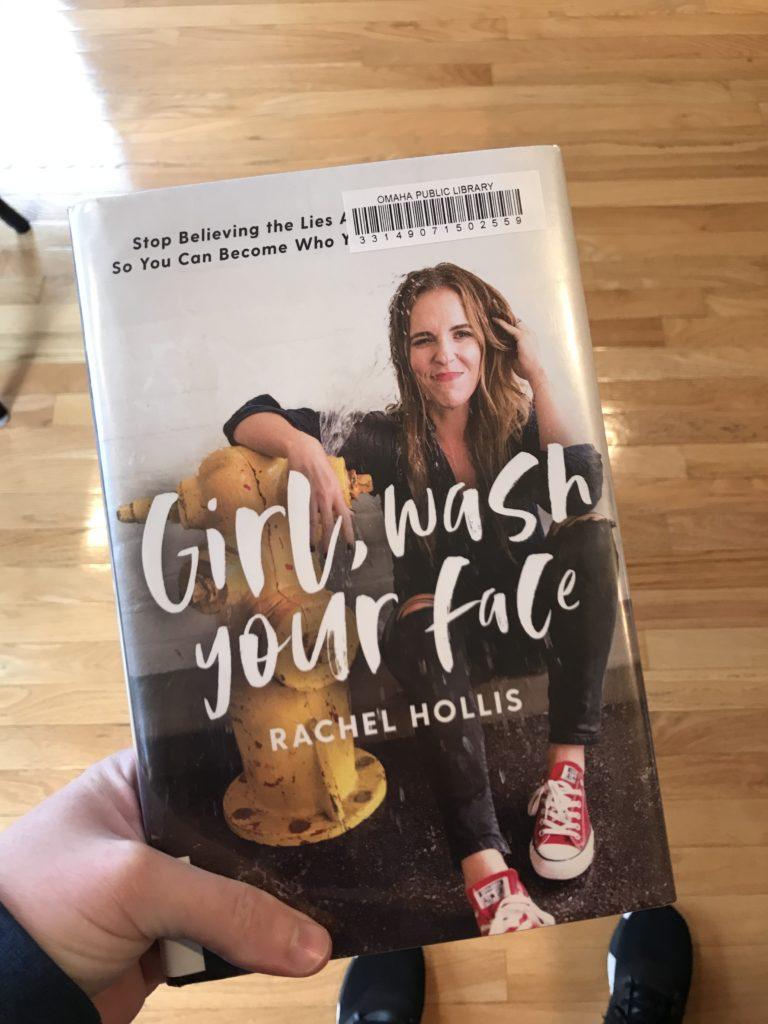 2018 Read: Girl, Wash Your Face | Katie Kassel, Graphic & Web Designer