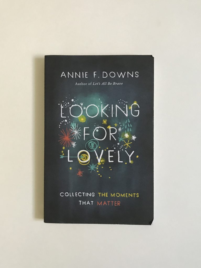 2018 Read: Looking for Lovely | Katie Kassel, Graphic & Web Designer