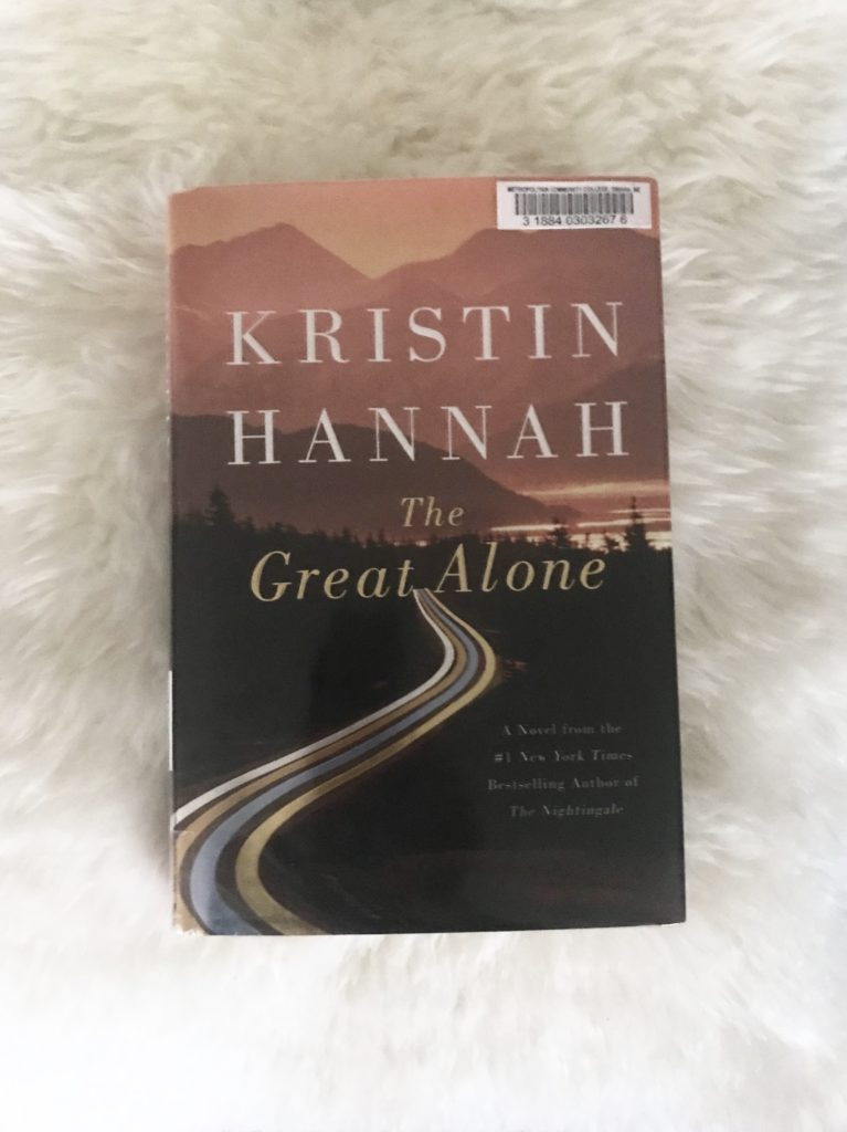 2018 Read: The Great Alone | Katie Kassel, Graphic & Web Designer
