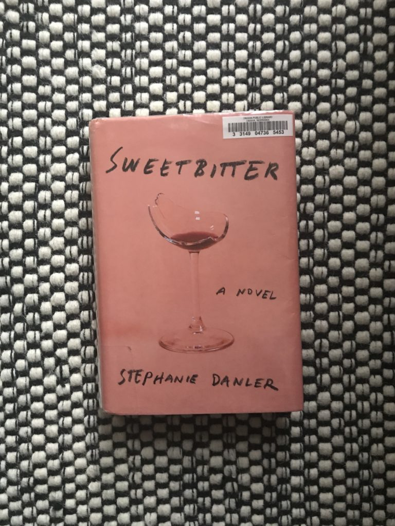 2018 Read: Sweetbitter | Katie Kassel, Graphic & Web Designer